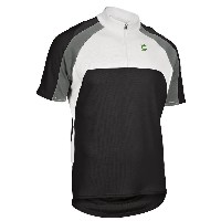Cannondale Ride Cycling Jersey - Large - Black - 1M123L/BLK