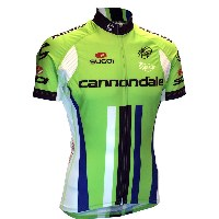 Cannondale Pro Cycling 2014 Team Pro Jersey - Green