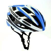 Cannondale Teramo Helmet White Blue 2HE02/WHTBL
