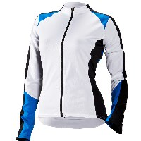 Cannondale 2013 Women's Domestique Long Sleeve Jersey White - 3F135