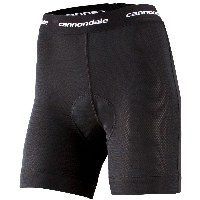 Cannondale 2013 Women's Liner Short Black - 3F275