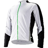 Cannondale 2013 Domestique Long Sleeve Jersey White - 3M131