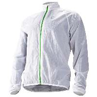 Cannondale 2013 Pack Me Jacket White - 3M302