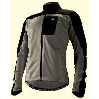 Cannondale 2013 Performance Softshell Jacket Gray Anatomy - 3M350