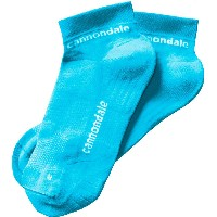 Cannondale 2014 Low Socks Cyan  - 3S409/CYN