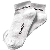 Cannondale 2013 Low Socks White - 3S409