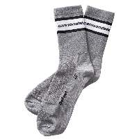 Cannondale 2013 Classico Wool Socks by DEFEET Heather Grey - 3S444
