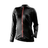 Cannondale Women's Prelude Long Sleeve Jersey Black - 4F135-BLK