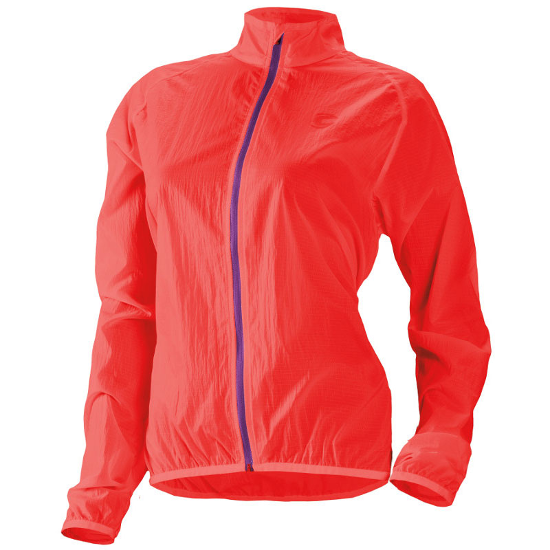 ... Jackets > Cannondale Womens Pack Me Jacket Coral - 4F302-COR