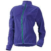 Cannondale Women's Pack Me Jacket Iris - 4F302-IRS
