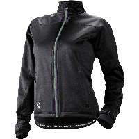 Cannondale Women's Performance SoftShell Black - 4F350-BLK