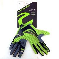 Cannondale 2014 CDALE Classic Long Finger Gloves Berzerker Green  - 4G403/BZR