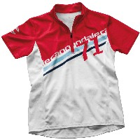 Cannondale 2014 Kid's Classic Jersey Maritime Red Blue  - 4K101/MRT
