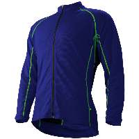 Cannondale Classic Long Sleeve Jersey Blue - 4M121-BLU