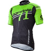 Cannondale 2014 Fitted Team 71 Jersey Berzerker Green  - 4M125/BZR