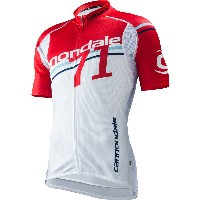 Cannondale 2014 Fitted Team 71 Jersey Maritime Red Blue  - 4M125/MRT