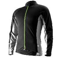 Cannondale Prelude Long Sleeve Jersey Black - 4M131-BLK