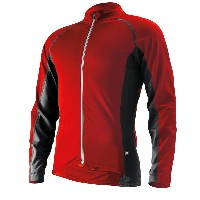Cannondale Prelude Long Sleeve Jersey Empire Red - 4M131-EMP