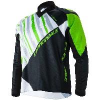 Cannondale 2014 Jekyll Long Sleeve Jersey Berzerker Green  - 4M155/BZR