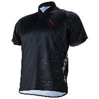 Cannondale 2014 Trigger Short Sleeve Jersey Black  - 4M156/BLK