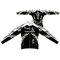 Cannondale 2014 CFR Team Long Sleeve Jersey CFR Replica - 4T195/CFR