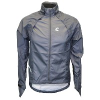 Cannondale 2015 Women's Morphis Evo Jacket Gray Anatomy