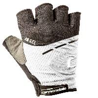 Cannondale Endurance Race Gel Gloves - WHT  5G401/WHT