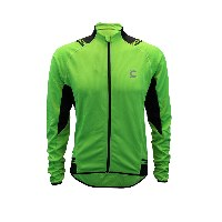 Cannondale 2015 Midweight Performance Classic Jersey Berzerker Green