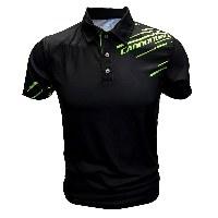 Cannondale 2015 Polo Shirt Berzerker Green