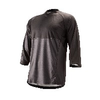 Cannondale 3/4 Sleeve Trail Jersey - BLK  5M152/BLK