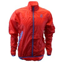 Cannondale 2015 Pack Me Jacket Racing Red