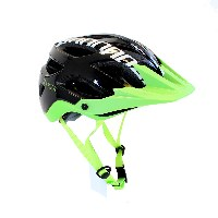 Cannondale Ryker All-Mountian Helmet Black Green CH1126U13