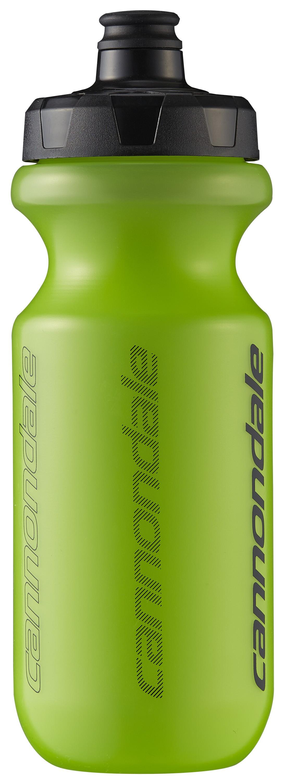 Cannondale Water Bottle Logo Fade Trans Green 20 oz CU41502003