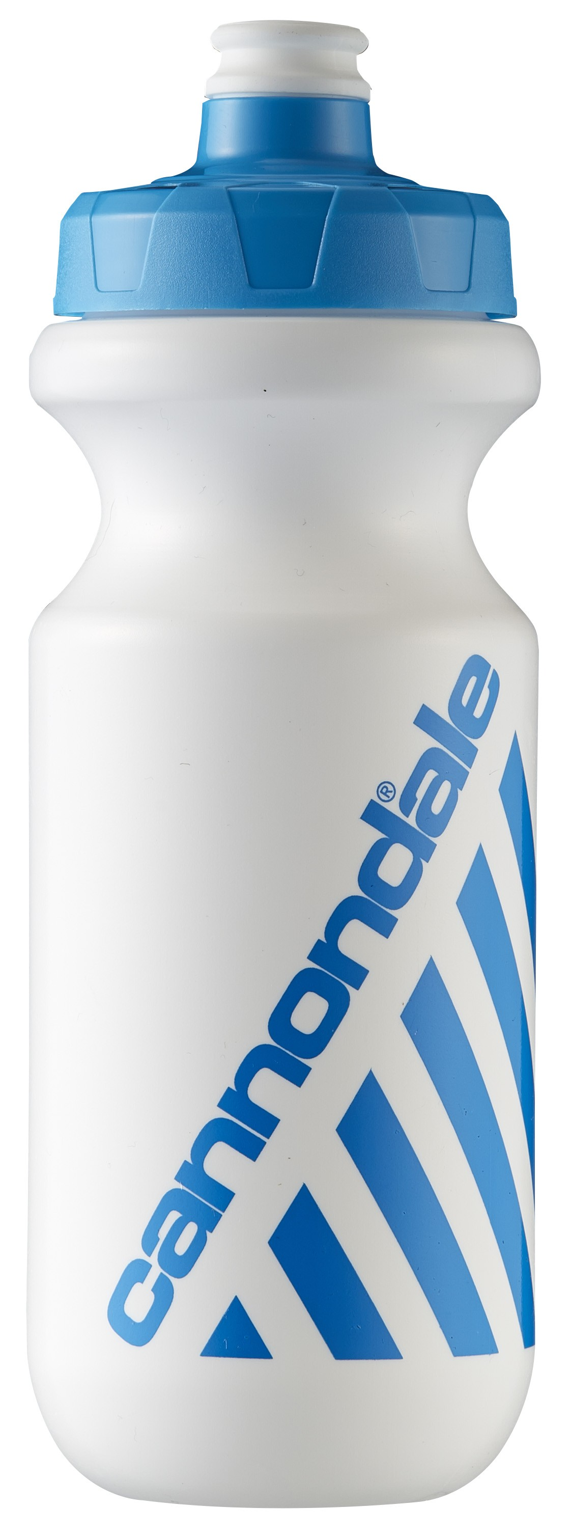 Cannondale Water Bottle Retro Logo White/Blue 20 oz CU41512003