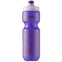 Cannondale Water Bottle Street Map Purple/Red 20 oz CU41522004
