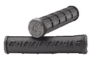 Cannondale Waffle Silicone Grips Black CU4192OS01