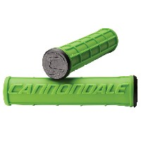 Cannondale Logo Silicone Grips Green CU4193OS03
