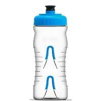 Fabric Cageless Water Bottle Clear/Cyan 22 oz FP4016U0222