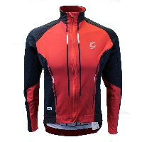 Cannondale 2015 Elite 1 Heavy Weight Jersey Racing Red