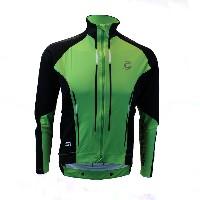 Cannondale 2015 Elite 1 Heavy Weight Jersey Berzerker Green