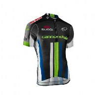 Cannondale Pro Cycling 2013 Team Pro Jersey -  Black