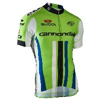 Cannondale Pro Cycling 2013 Team Pro Jersey -  Green