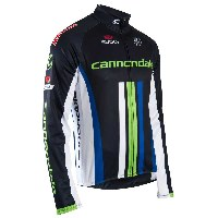 Cannondale Pro Cycling 2013 Team Winter Jersey  - Black