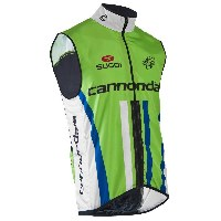 Cannondale Pro Cycling 2013 Team Pro Vest - Green