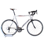 Blemished Cannondale 2013 Synapse Alloy 5 105 T 61cm Raw Silver