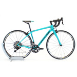Blemished Cannondale 2016 Synapse Carbon Women's 105 5 48cm Turquoise
