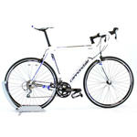 Blemished Cannondale 2015 CAAD8 Tiagra 56cm White/Blue