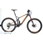 Used Cannondale 2016 Trigger 27.5 Carbon 2 Large Grey