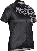 Cannondale 13 Women's Molokai Jersey Black Medium - 3F127M/BLK