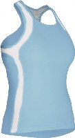 Cannondale 13 Women's Intensity Top Light Blue Large - 3F130L/LTB